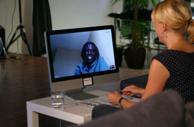 Merle Becker für respekt.tv: Emmanuel Jal
