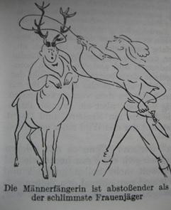 Oheim, Gertrud 1955: Einmaleins des guten Tons, Gütersloh, Bertelsmann Ratgeberverlag Reihnhard Mohn, S. 122.