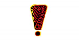Die offene Gesellschaft Logo