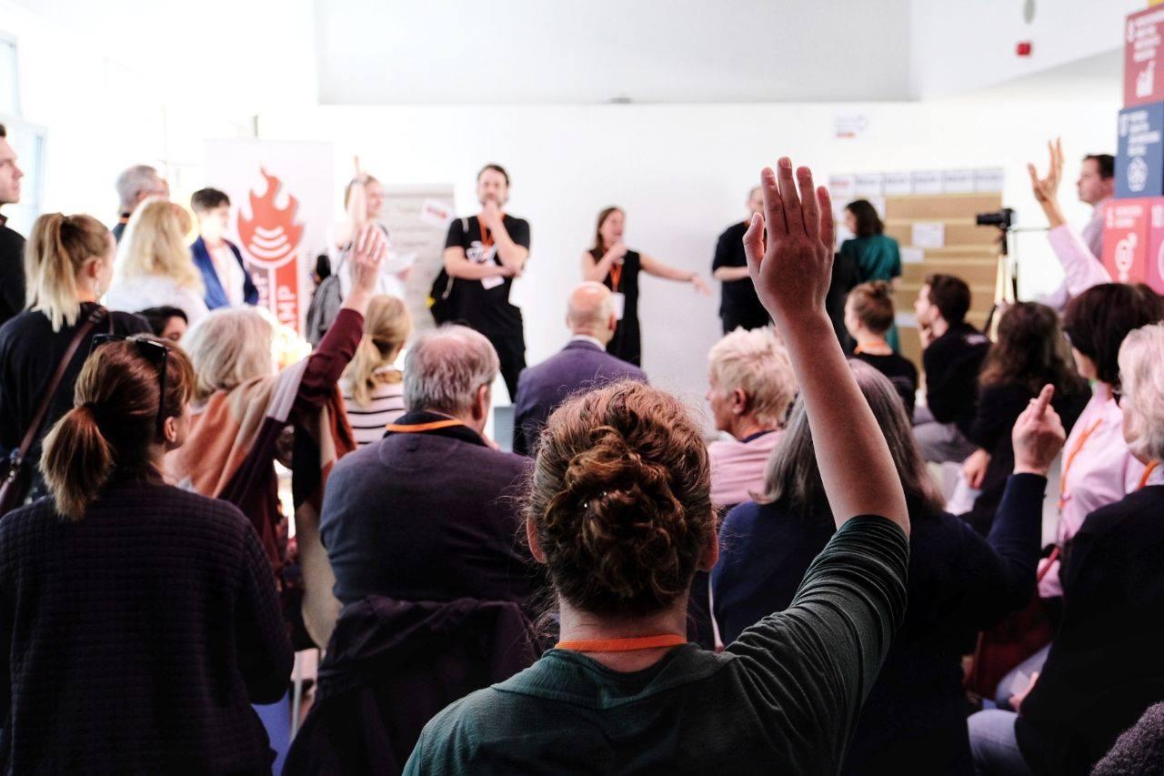 Alles wird gut – Mein Rückblick auf das OpenTransfer Camp 2019 in Frankfurt