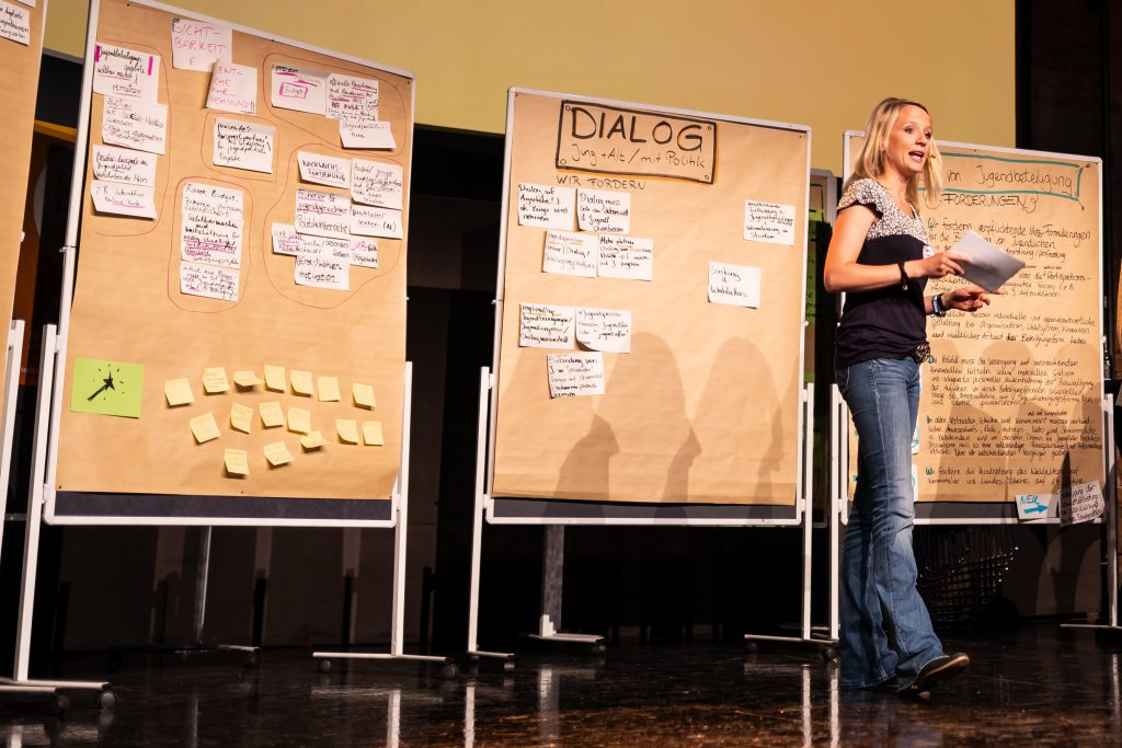 PC: HOP! Jugendkongress / Nele Prinz