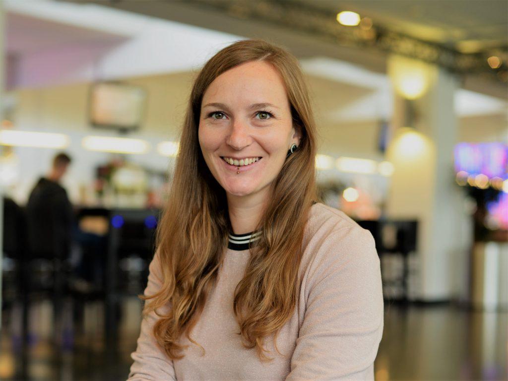 Melusine Reimers von der Worldfactory der RUB
